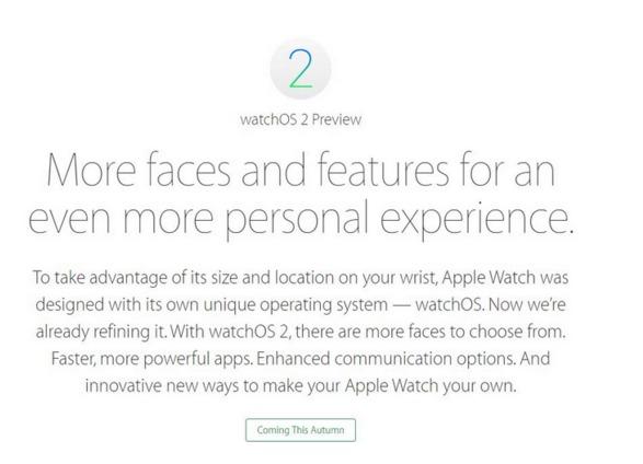 Apple positioning.