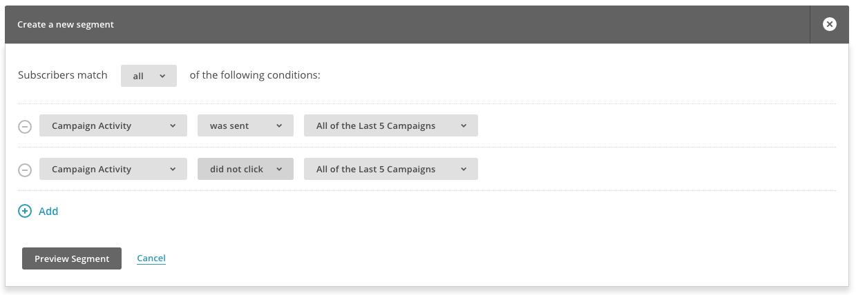 MailChimp Step 3.