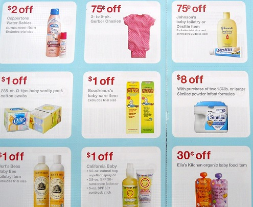 Target Pregnancy Coupons