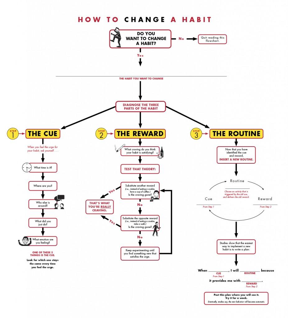 The Power of Habit Model