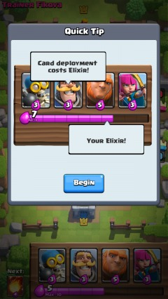 Clash Royale Step 11