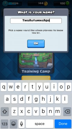 Clash Royale Step 12