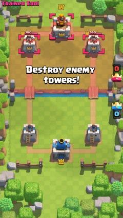 Clash Royale Step 3