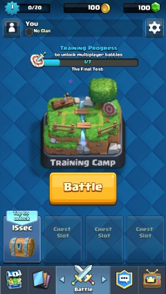 Clash Royale Step 7