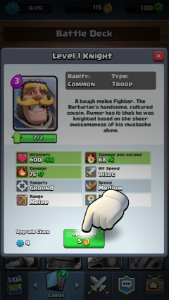 Clash Royale Step 10