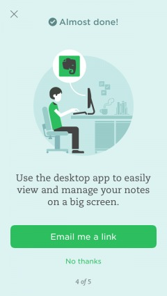 Evernote Step 12