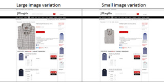 How Product Image Size Impacts Value Perception [Original Research]