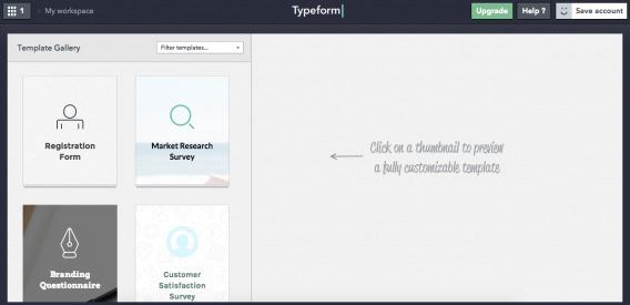 Typeform Step 3