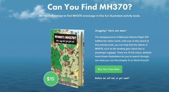 Where's MH370?