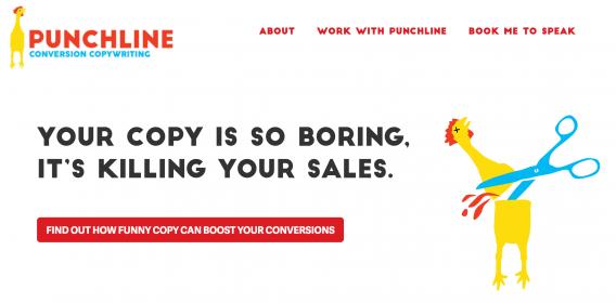 Punchline Copy