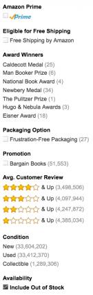 Amazon (Part 2)