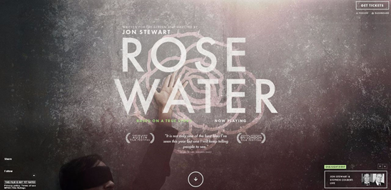 Rose water click test with UsabilityHub, with ghost button.