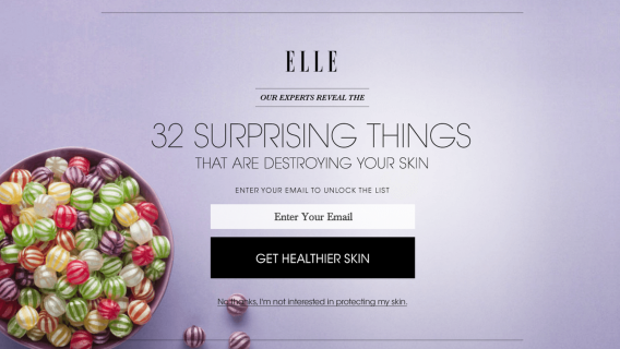 Elle Opt-out