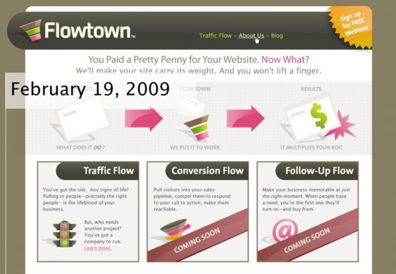 Flowtown Version 1
