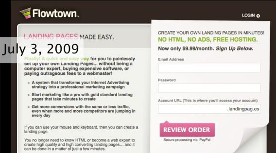 Flowtown Version 2