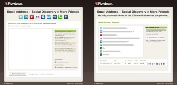 Flowtown Iterations