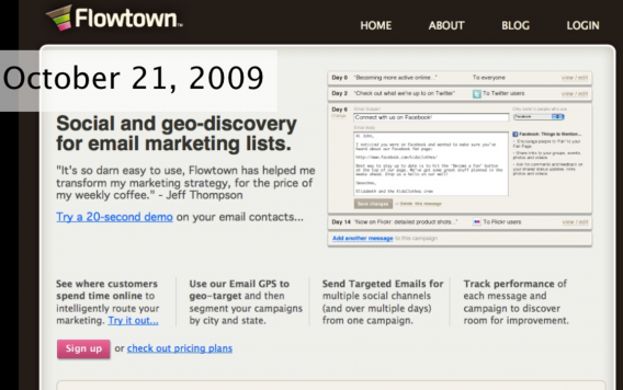 Flowtown Version 4