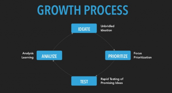 Morgan Brown's Growth Process
