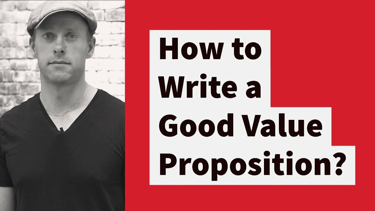 how to create a useful value proposition w examples