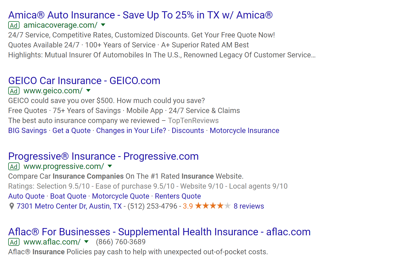 Progressive Quote Number Ppc Clickthroughrate What It Means And How To Use It And