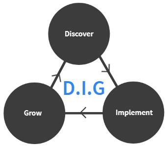 dig saas data framework