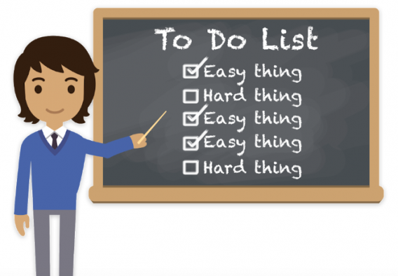 prioritizing business tasks checklist