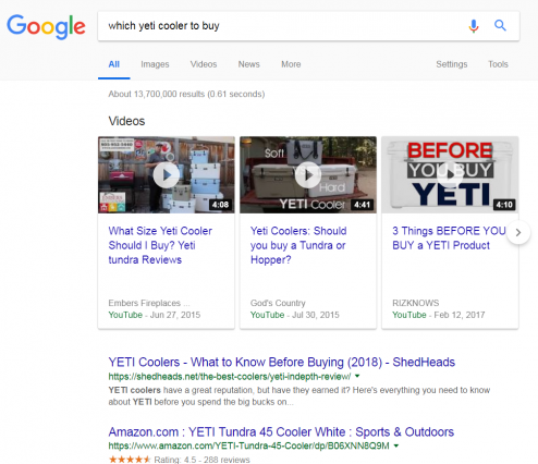 yeti coolers desktop search