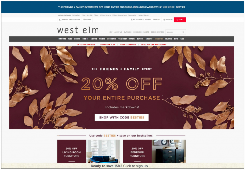 How to Design an Ecommerce Homepage | CXL