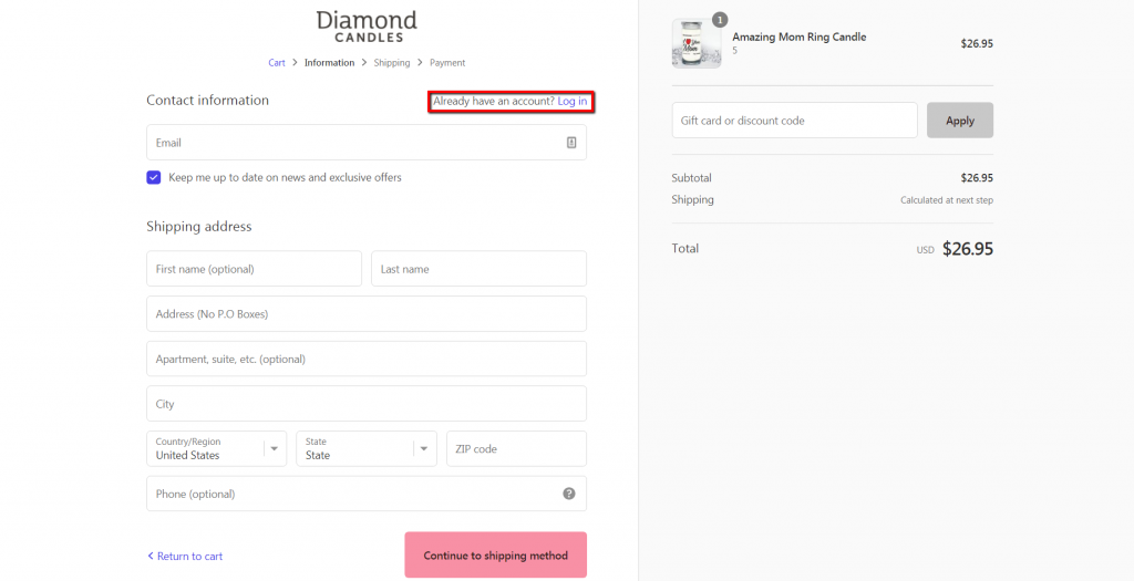 How to Design an Ecommerce Checkout Flow | CXL
