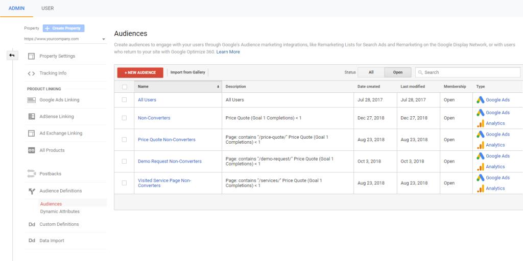Google Analytics 101: How to Set Up Google Analytics | CXL