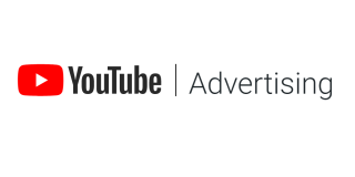 youtube advertising logo.