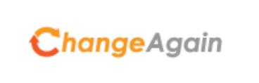 changeagain.me logo.