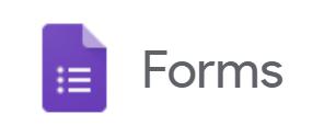 google forms logo.