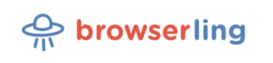 browserling logo.