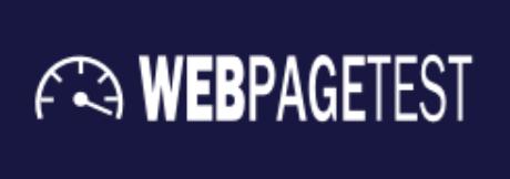 webpagetest logo.