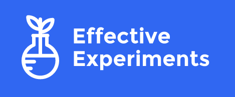 effective experiments logo.