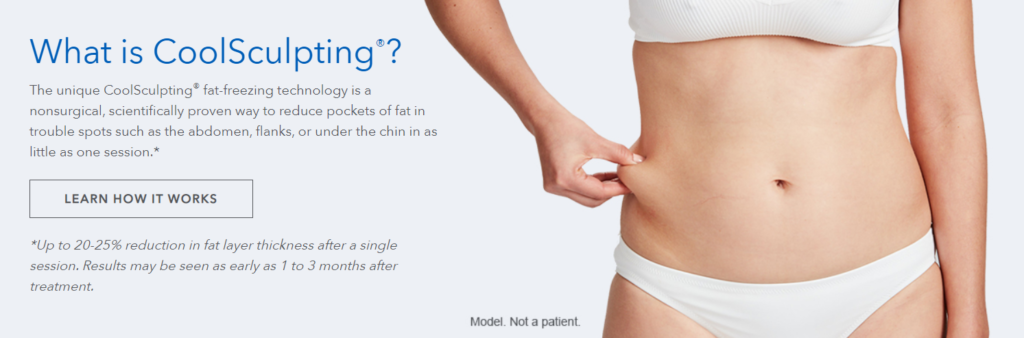 explanation of coolsculpting.