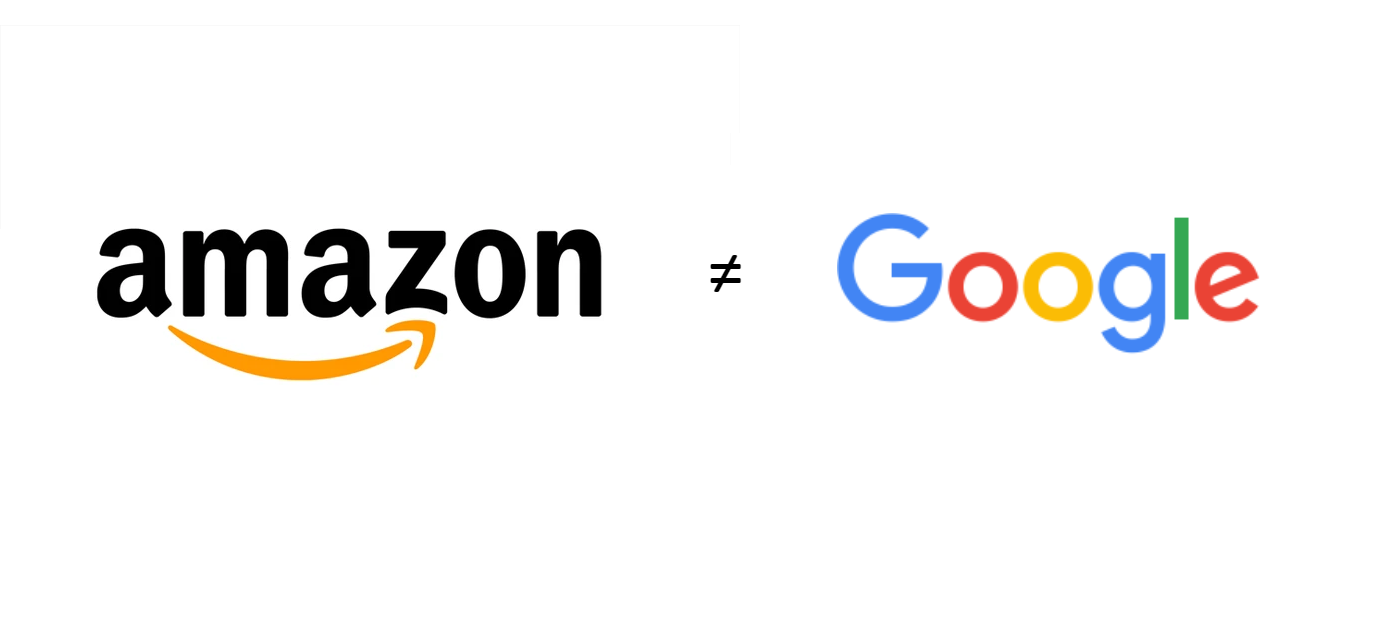 Amazon SEO Isn't Google SEO: 6 Differences That Matter
