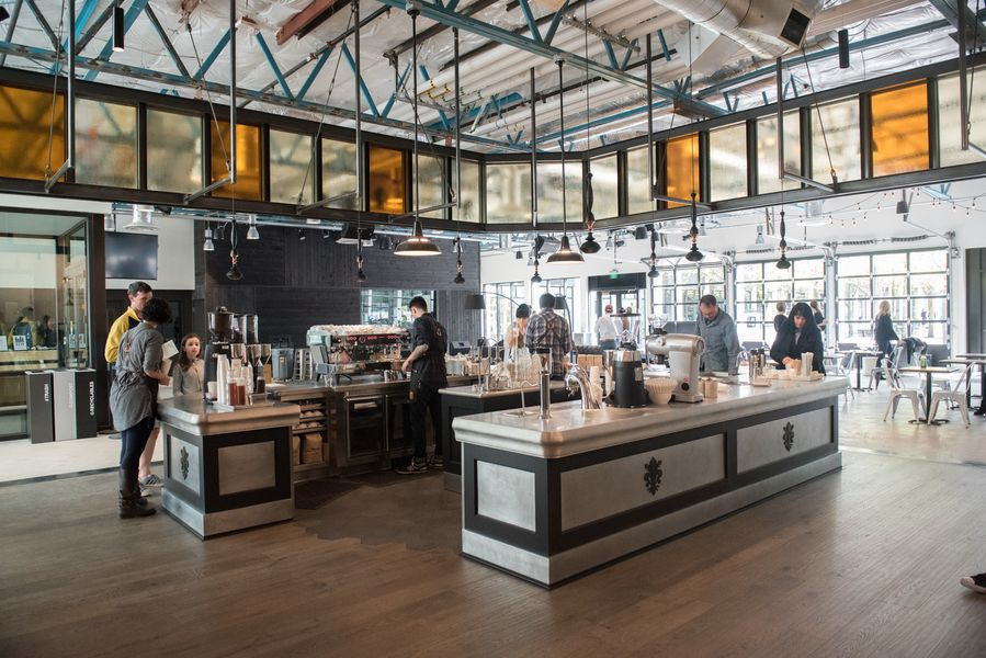 La Marzocco Café in Architectural Digest - Comunicaffe International