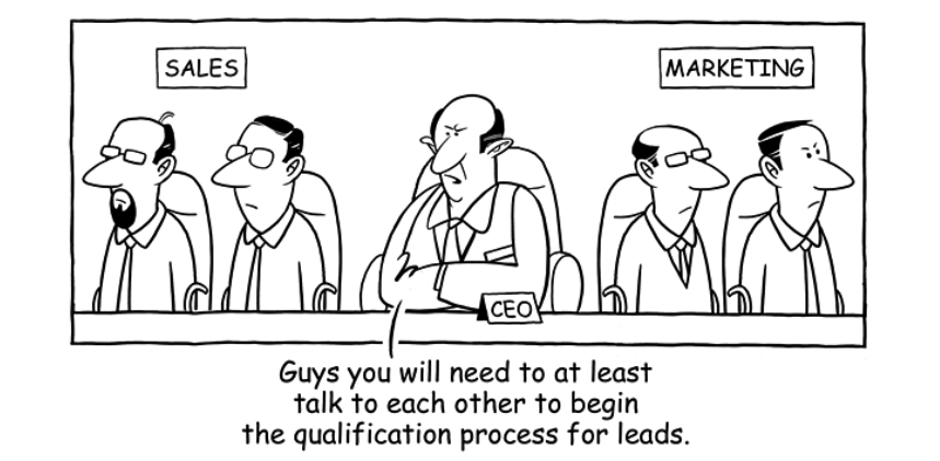 Sales and Marketing Misalignment Is Costly—But Avoidable