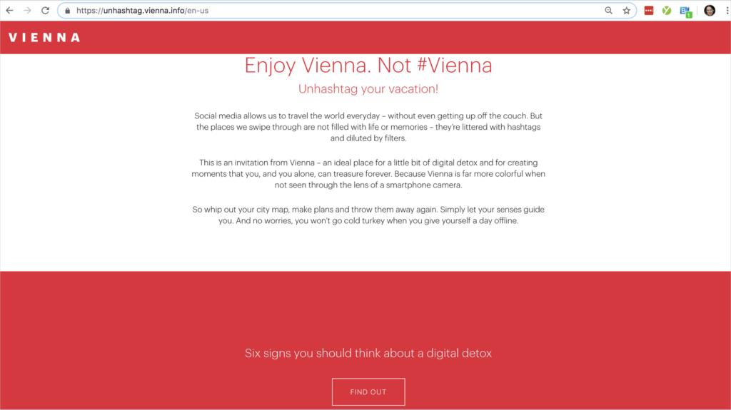 Vienna social.