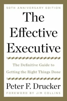 The effective executive.