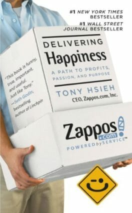 Delivering Happines book.