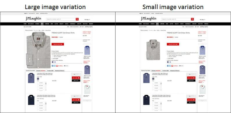 T-shirt variations.