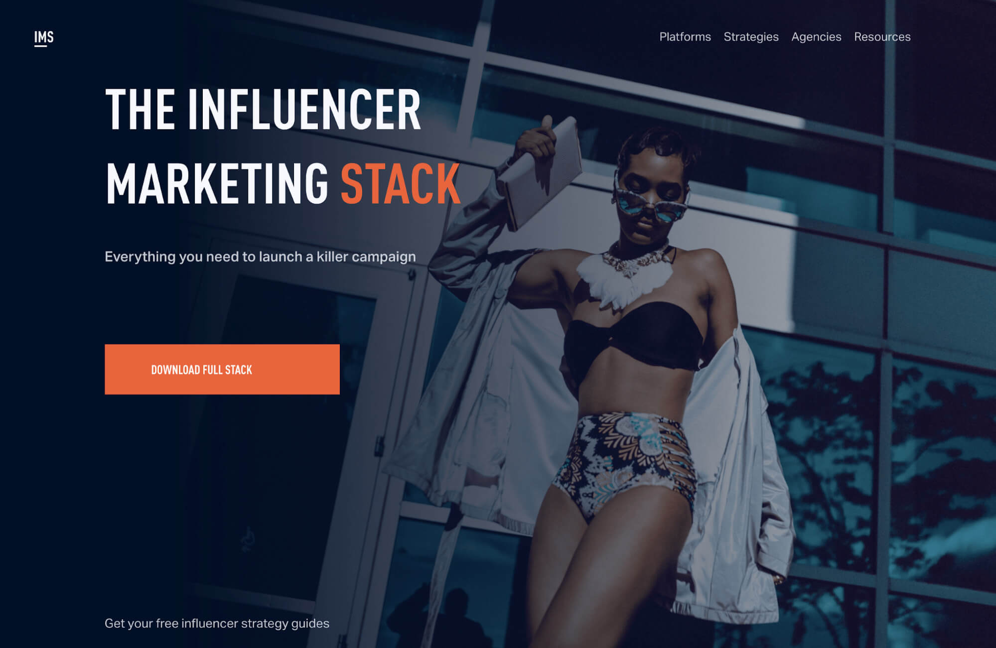 The Influencer Marketing Stack